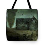 Kansas Twister Tote Bag