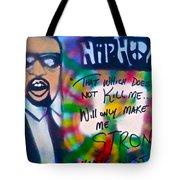 Kanye West Stronger Tote Bag