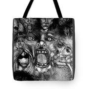 Kaos Theory Tote Bag