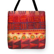 Kapa Pattern 4 Tote Bag