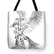 Kappa Eagle Tote Bag