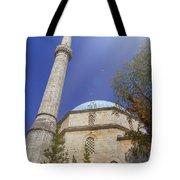 Karadoz Bey Mosque, Mostar, Bosnia And Herzegovina Tote Bag
