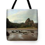 Karekare Beach Tote Bag