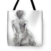 Karen - Sitting Tote Bag