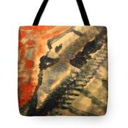 Karen - Tile Tote Bag