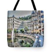 Karlovy Vary Chehia Tote Bag