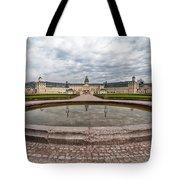 Karlsruhe Palace View Tote Bag