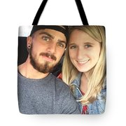 karly and TJ Tote Bag