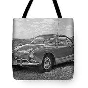 Karmann Ghia Coupe I I I Tote Bag