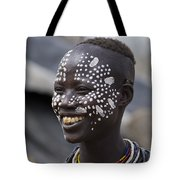 Karo Tribe Female Tote Bag