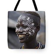 Karo Tribe Female Tote Bag