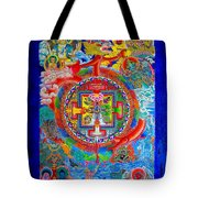Karuna Mandala Tote Bag