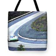 Karussell Porsche Tote Bag