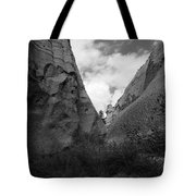 Kasha-katuwe Tent Rocks National Monument 9 Tote Bag