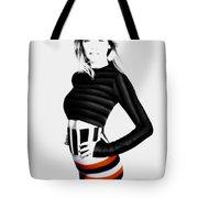 Kate Upton Tote Bag