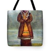 Kateri Tekakwitha Tote Bag