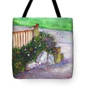 Kates Garden Tote Bag