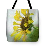 Kate's Sunflower Tote Bag