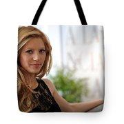 Katheryn Winnick Tote Bag