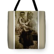 Kathy Holding Kelly Tote Bag