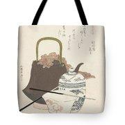 Katsushika Hokusai Tote Bag