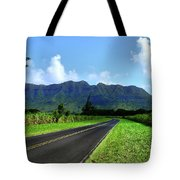 Kauai Countryside Tote Bag