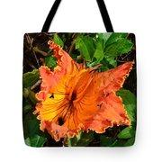 Kauai Hibiscus Tote Bag