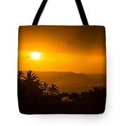 Kauai North Shore Tote Bag