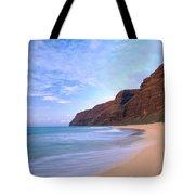 Kauai, Polihale Beach Tote Bag