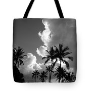 Kauai Storm Clouds Tote Bag