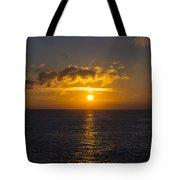 Kauai Sunset 4 Tote Bag