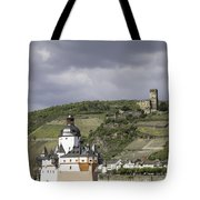 Kaubs Two Castles Tote Bag