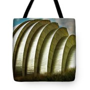 Kauffman Performing Arts Center 1  Tote Bag