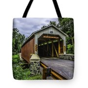 Kaufman Covered Bridge - Pa Tote Bag