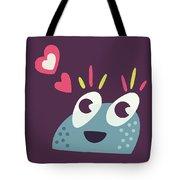 Kawaii Cute Cartoon Candy Character Tote Bag