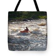 Kayak 1 Tote Bag