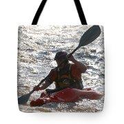 Kayak 2 Tote Bag
