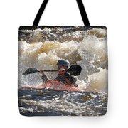 Kayak 6 Tote Bag