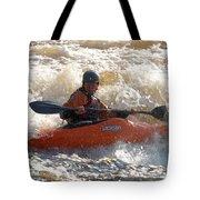 Kayak 9 Just Relax Tote Bag