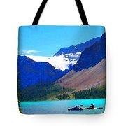 Kayak Heaven Tote Bag