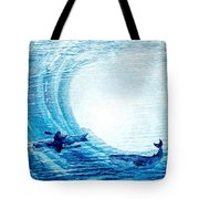Kayak Passion Tote Bag