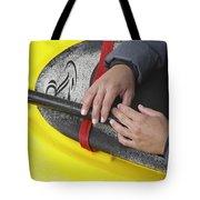 Kayakeer Hands Tote Bag