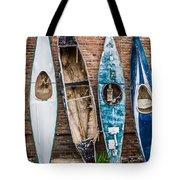 Kayaks 4 Tote Bag