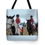 Kaymarie Kreidel And Lisa Mcklveen - Timonium Tote Bag