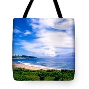 Kealia Beach Tote Bag