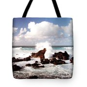 Keanae Peninsula Tote Bag