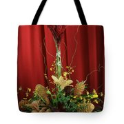 Keawalai Still Life Tropical Flowers Tote Bag