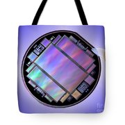 Keck Telescope Ccd Imager Tote Bag