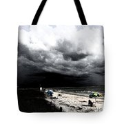 Keep A Weather Eye Tote Bag