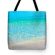 Keep Calm And Listen To The Sea Tote Bag